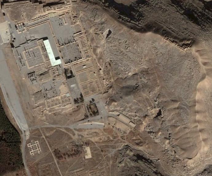 When on Google Earth? #1