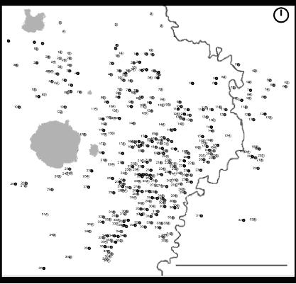 Travellersim Growing Settlement Structures And Territories With
